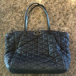 Kate Spade Quilted Tote